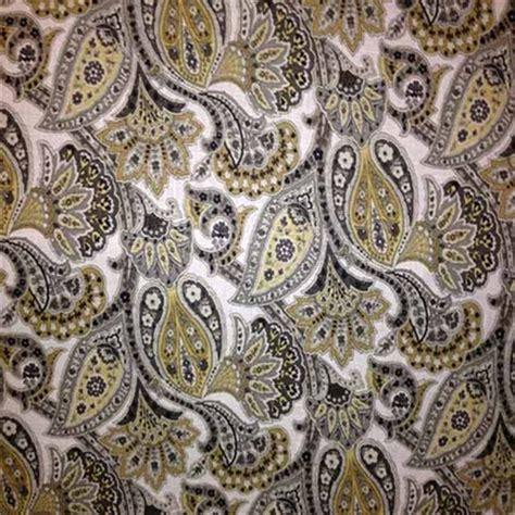 swavelle mill creek drapery fabric kimberly cliffside rockey coast paisley linen look drapery