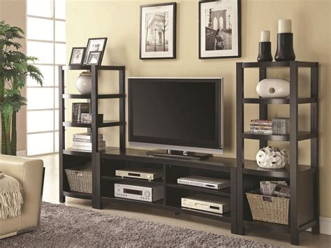 modern wall entertainment units home staging accessories dayton modern entertainment center