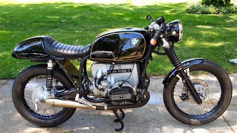 school bmw motorcycles oh hell yet another cafe build thread adventure rider