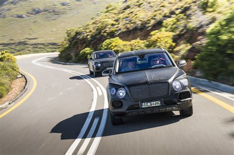 bentley bentayga engine 2017 bentley bentayga first drive review motor trend