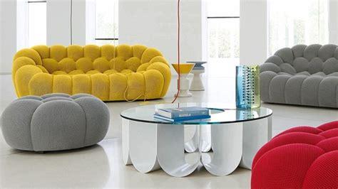 canape forme ronde table de salon design en 40 id 233 es cool et hors du commun