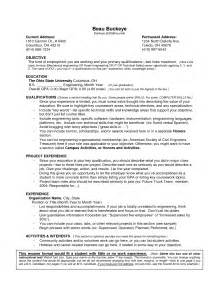 impressive resume sle tips on how to make an impressive resume ma resume