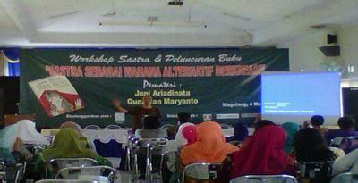 kumpulan materi bahasa dan sastra indonesia kmbsi guru bahasa indonesia perlu belajar sastra