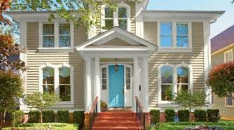 Inviting Home by Yellow Exterior House Paint Designs Photo Gallery Homes