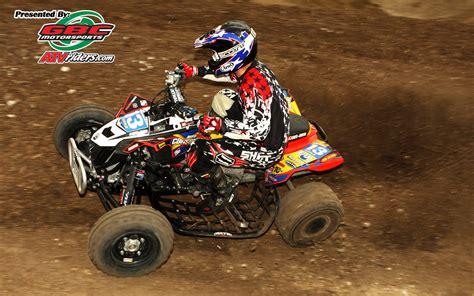 atv motocross fox shox s 13 john natalie ama atv motocross pro atv