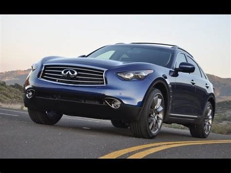 2012 Infiniti Fx35 Reviews by 2012 Infiniti Fx35 Drive And Review