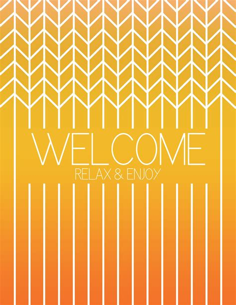 printable poster printable welcome poster minted strawberry