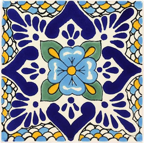 mexikanische fliesen mexican tile polanco 2 mexican tile