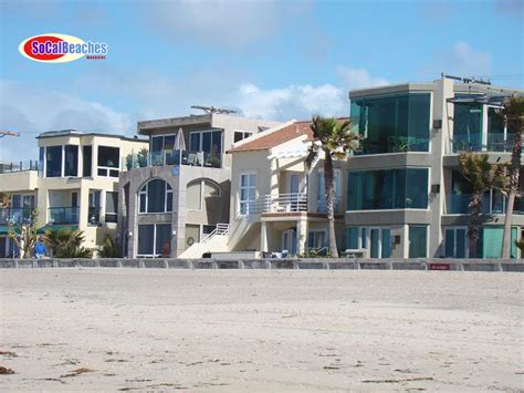 Mission Beach Vacation Rentals Offer Great Value To San Diego Vacations