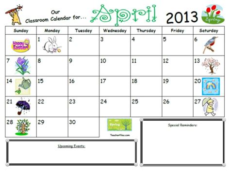 printable calendar that you can type in pin by sara cbell on i love teaching pinterest