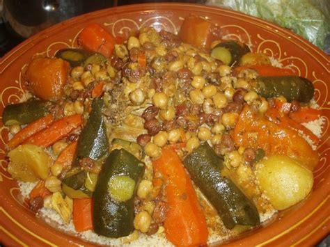 couscous marocain ines au fourneau