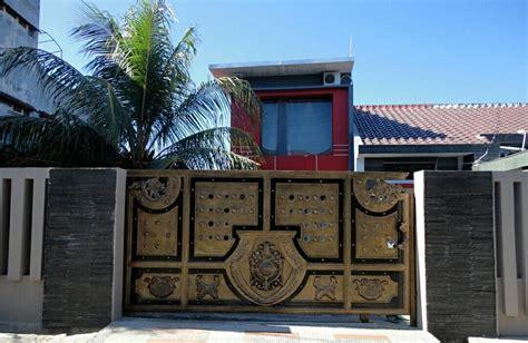 Harga Pagar Rumah Minimalis Di Jakarta   Perum Sibela