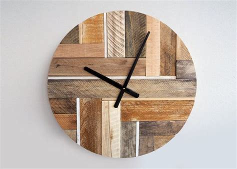 Handcrafted Wooden Clocks - best 25 large wall clocks ideas on wall