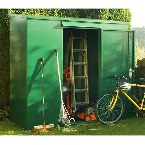 secure steel storage ribblesdale shed