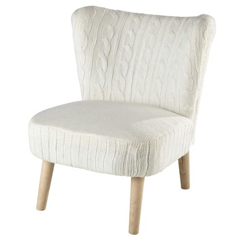 white fabric armchair fabric armchair with removable cover in white tricot