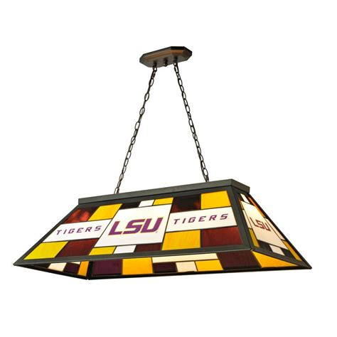 stained glass billiard light imperial 3 light black new england patriots stained glass