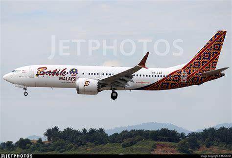 batik air malaysia 9m lrc boeing 737 8 max batik air malaysia muhdizat