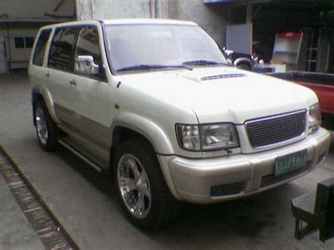 service manual how can i learn about cars 2003 isuzu axiom on board diagnostic system used