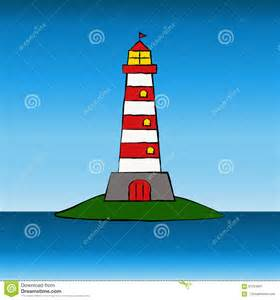 lighthouse stock vector image of lighthouse