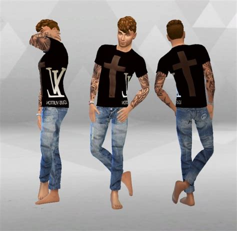 design clothes sims 4 designer fashion for males at studio mbms4 187 sims 4 updates