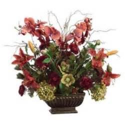 Flower Arrangements For The Home Silk Faux Artificial Flowers Flower Arrangements