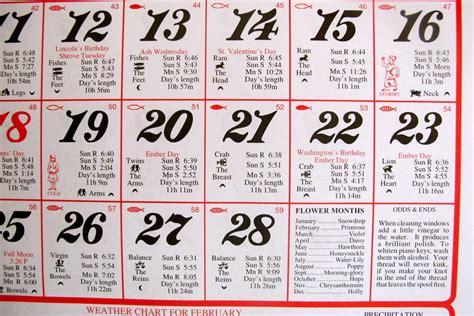 Farmer s almanac gardening 2013 wall calendar farmers almanac calendar