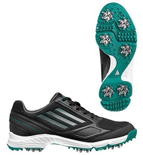 new boys junior adidas adizero sport black golf shoes trainers size 3 uk med ebay