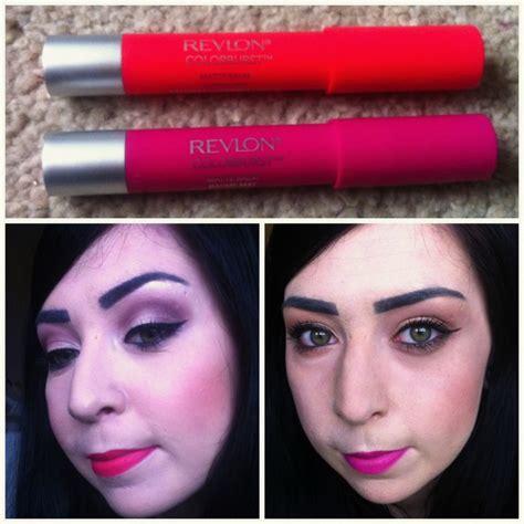 Revlon Colorburst Matte Lip Balm 220 Showy battle revlon lip crayons two new releases take on the