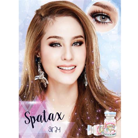 Softlens Spatax By Sweety Plus Grey jual softlens sweety spartax free ongkir softlensmurahku