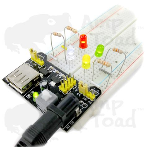 breadboard resistor kit breadboard starter kit power supply module resistors wires more ebay
