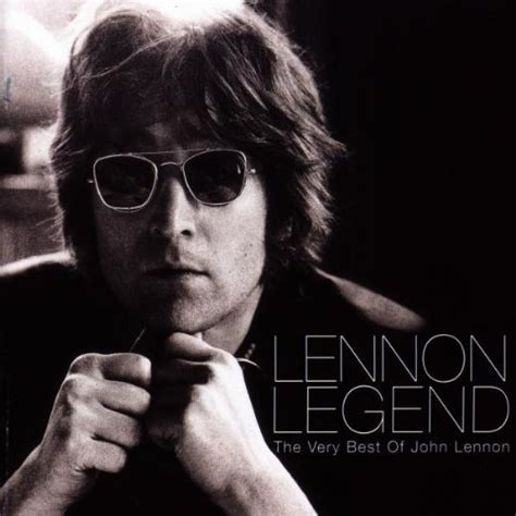 legend the best legend the best of lennon 1997 by lennon