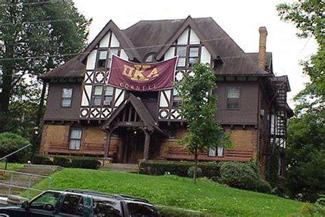biggest fraternity houses a reved pi kappa alpha returns to cus cornell chronicle