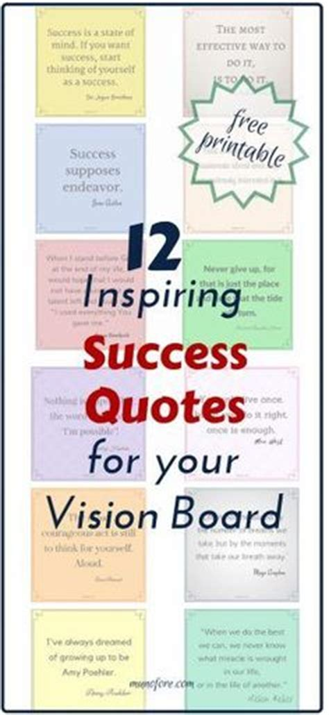 printable success quotes 1000 images about inspirational quotes on pinterest