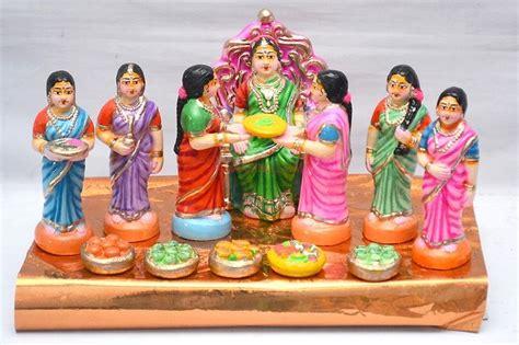 craft usa doll navarathri golu pictures dolls navaratri bombae habba