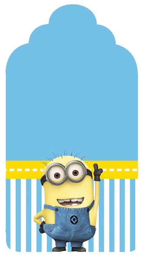printable minion tags despicable me free printable candy bar labels oh my