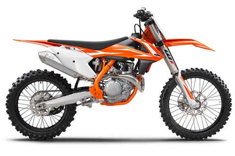 motocross bike weight ktm announces 2018 sx f motocross bikes 7 fast facts