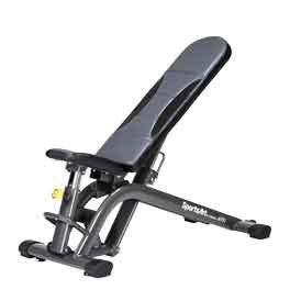 standing incline bench expert leisure benches racks sportsart a991 free