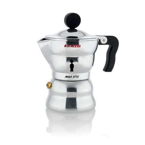 espressomaschine alessi alessi espressomaschine moka aam33 1
