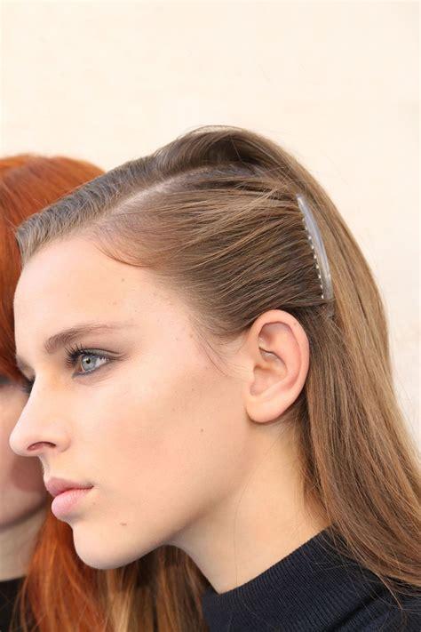 hair parting comes forward hairstyles for long hair a fashion forward new look