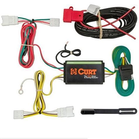 trailer hitch wiring electrical harnesses adapters