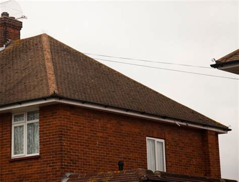 Hip End Roof Gable Ended Roof Ldnmen