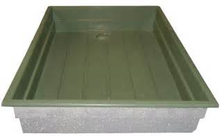 hydroponic grow beds