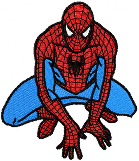 spiderman pattern design free spiderman embroidery free embroidery patterns