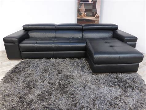 Natuzzi Italia Avana 2570 Leather Sectional Corner Natuzzi Sectional Sofas