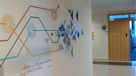 pin  lena atzaba  office walls   corporate