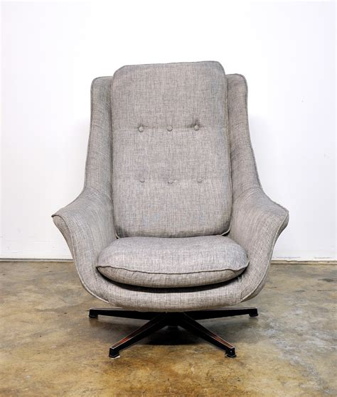 Modern Swivel Lounge Chair by Select Modern Mid Century Swivel Lounge Chair