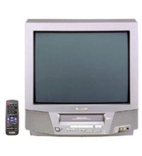 Tv Sharp 21 sharp 21 quot multi system stereo tv vcr combo 110220volts