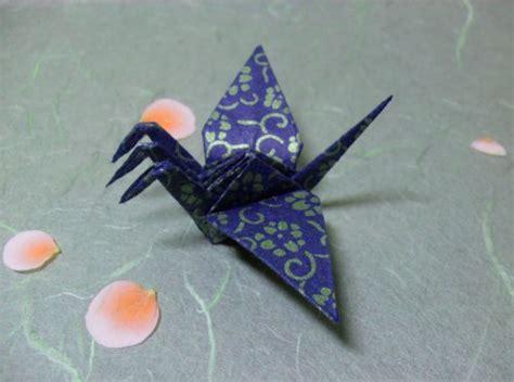 origami 3 headed 3 headed crane