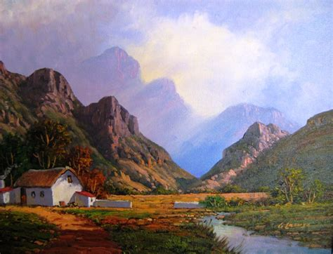 Landscape For Sale South Africa The Jeffreys Bay Sea And Landscape Artists Jbay News