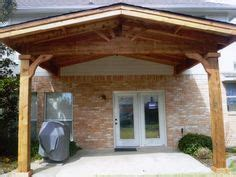 Hearth And Patio Augusta Ga Freestanding Porch Gable Roof Spacious Build Patio Cover